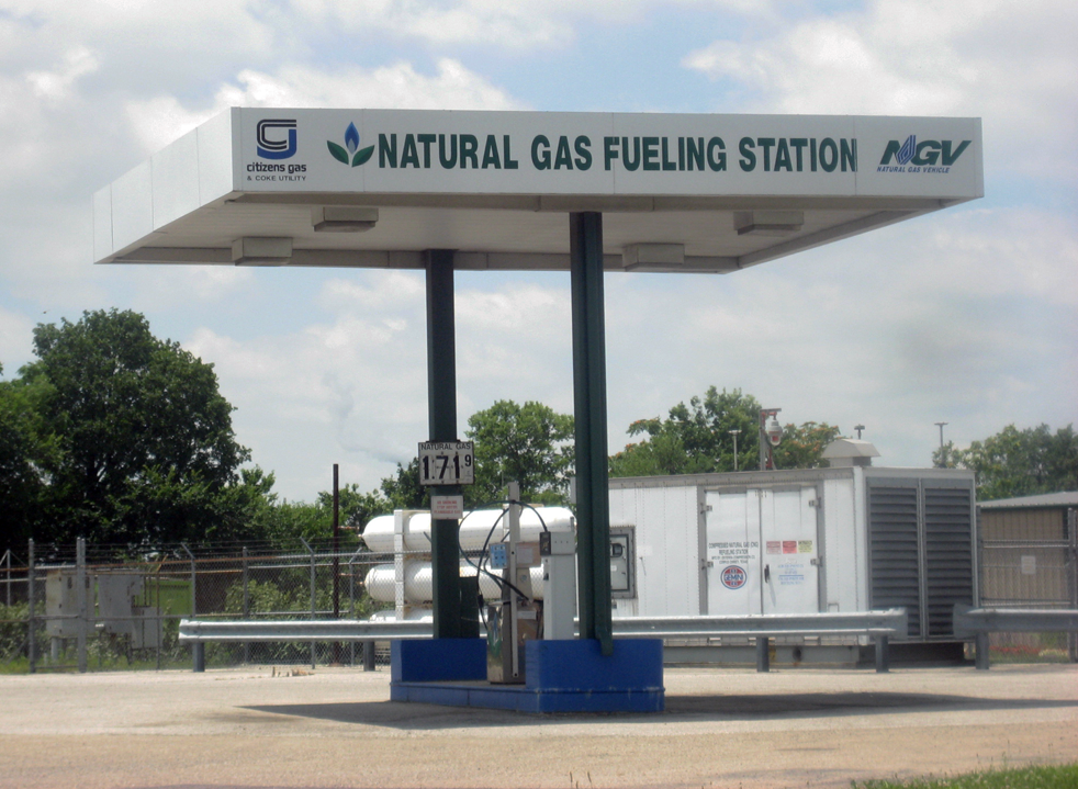 Natural Gas Fueling Location